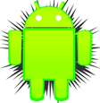 Android logo Comipo