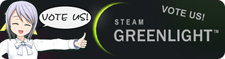 Steam Greenlight banner in Comipo